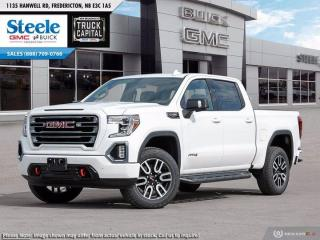 New 2021 GMC Sierra 1500 AT4 for sale in Fredericton, NB