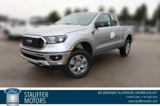 New 2021 Ford Ranger XLT for sale in Tillsonburg, ON