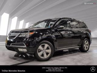 Used 2011 Acura MDX Tech pkg for sale in Dieppe, NB
