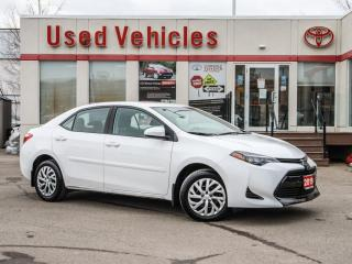 Used 2019 Toyota Corolla LE YES WE ARE OPEN COMING SOON for sale in North York, ON