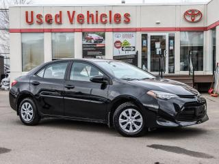 Used 2019 Toyota Corolla CE $0 DOWN AS-LOW-AS $141 BI-WEEK for sale in North York, ON
