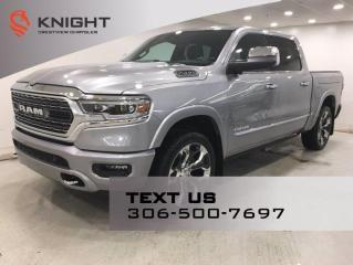 New 2021 RAM 1500 Limited Crew Cab | Leather | Sunroof | Navigation | RamBox | for sale in Regina, SK