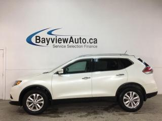 Used 2016 Nissan Rogue SV - AWD! 55,000KMS! HTD SEATS! + MORE! for sale in Belleville, ON
