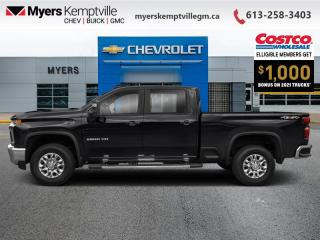 New 2021 Chevrolet Silverado 2500 HD LTZ  - LTZ PLUS for sale in Kemptville, ON