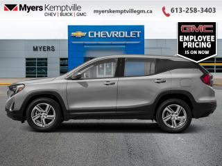 New 2021 GMC Terrain SLE  - Heated Seats - Power Liftgate for sale in Kemptville, ON