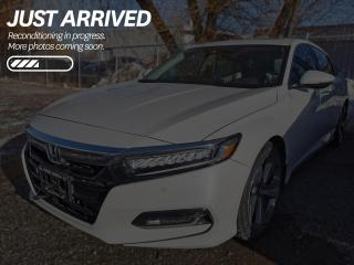 Used 2018 Honda Accord Touring for sale in Cranbrook, BC