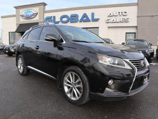 Used 2015 Lexus RX 350 Sportdesign for sale in Ottawa, ON