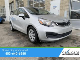 Used 2015 Kia Rio for sale in Calgary, AB