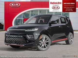 New 2021 Kia Soul GT-Line Limited for sale in Mississauga, ON