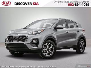 New 2021 Kia Sportage LX for sale in Charlottetown, PE