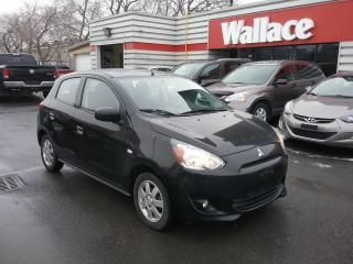 Used 2014 Mitsubishi Mirage Automatic Heated Seats for sale in Ottawa, ON
