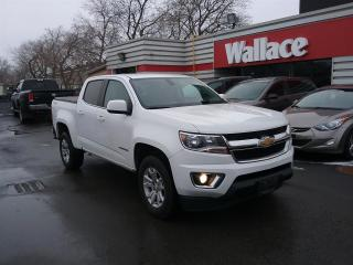 Used 2018 Chevrolet Colorado LT Crew Cab 4WD for sale in Ottawa, ON