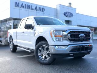 New 2021 Ford F-150 XLT 300A for sale in Surrey, BC