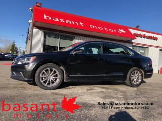 Used 2016 Volkswagen Passat Alloy Wheels, Fuel Efficient, Power Windows/Locks! for sale in Surrey, BC