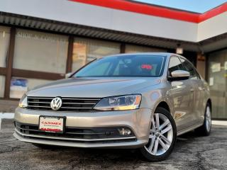 Used 2015 Volkswagen Jetta 1.8 TSI Highline Leather | Heated Seats | Sunroof for sale in Waterloo, ON