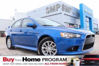 Used 2015 Mitsubishi Lancer SE - Remote Start, Sunroof, Heated Seats, Bluetooth for sale in Saskatoon, SK
