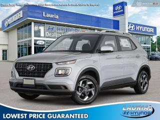New 2021 Hyundai Venue 1.6L FWD Trend for sale in Port Hope, ON