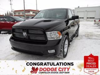 Used 2012 RAM 1500 SPORT for sale in Saskatoon, SK