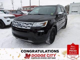 Used 2019 Ford Explorer XLT for sale in Saskatoon, SK