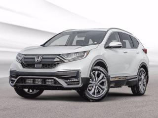 New 2021 Honda CR-V Touring for sale in Bridgewater, NS