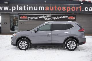 Used 2018 Nissan Rogue SV PANORAMIC ROOF!! BLUETOOTH!! BACKUP CAMERA!! for sale in Saskatoon, SK