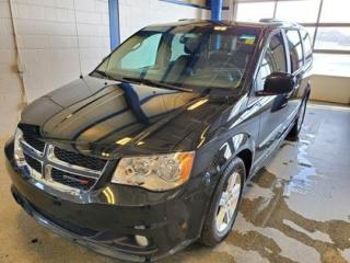 Used 2016 Dodge Grand Caravan Crew for sale in Moose Jaw, SK