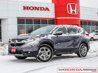 Used 2019 Honda CR-V EX--1 Owner--No Accidents--Remote Starter--Backup Camera--AWD for sale in Milton, ON