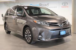 Used 2019 Toyota Sienna XLE AWD 7-Passenger V6 for sale in Richmond, BC