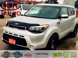 Used 2015 Kia Soul EX AUTO/SUPER LOW KM/2 SETS OF TIRES/HEATED SEATS for sale in North York, ON
