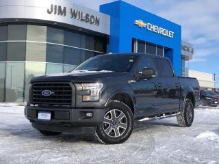 Used 2016 Ford F-150 XLT for sale in Orillia, ON