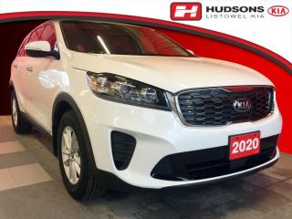 Used 2020 Kia Sorento 2.4L LX+ AWD | Push Button Start | Rear Vision Camera for sale in Listowel, ON