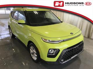 Used 2020 Kia Soul EX Rear Vision Camera | Wireless Phone Charger for sale in Stratford, ON