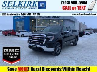 New 2021 GMC Sierra 1500 SLE for sale in Selkirk, MB
