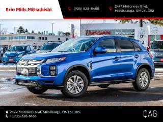New 2021 Mitsubishi RVR FWD SE - CVT for sale in Mississauga, ON