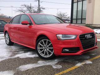 Used 2015 Audi A4 4dr Sdn Auto Progressiv plus quattro for sale in Waterloo, ON