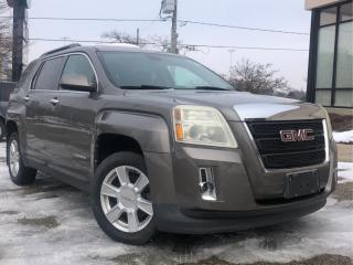 Used 2011 GMC Terrain AWD 4dr SLT-1 for sale in Waterloo, ON