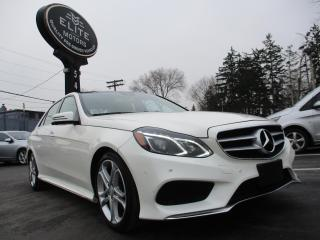 Used 2014 Mercedes-Benz E-Class 4DR SDN E 300 4MATIC for sale in Burlington, ON