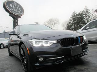 Used 2017 BMW 3 Series 4dr Sdn 320i xDrive AWD for sale in Burlington, ON