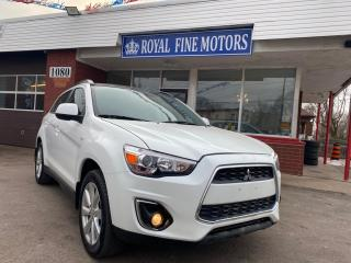 Used 2014 Mitsubishi RVR AWD 4dr CVT GT for sale in Toronto, ON