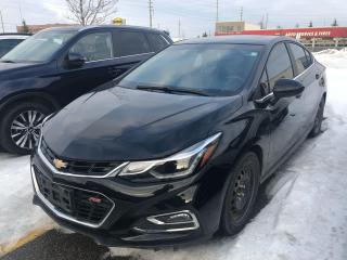 Used 2016 Chevrolet Cruze LT Automatic | Sunroof | Alloys | Winter Tires for sale in Barrie, ON