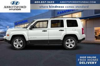 Used 2016 Jeep Patriot North Edition  - Sunroof -  Leather Seats - $122 B/W for sale in Abbotsford, BC