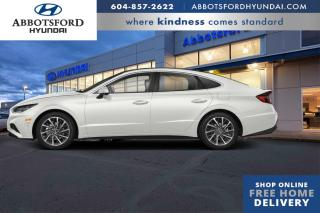 New 2021 Hyundai Sonata 1.6T Ultimate  - Cooled Seats - $235 B/W for sale in Abbotsford, BC