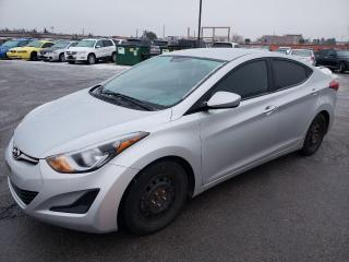 Used 2014 Hyundai Elantra GL for sale in North York, ON