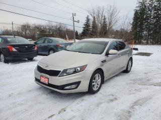 Used 2013 Kia Optima LX GDI CERTIFIED for sale in Stouffville, ON