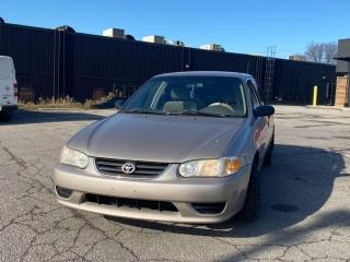 Used 2002 Toyota Corolla CE for sale in North York, ON
