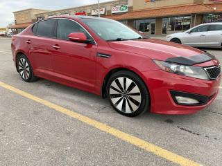 Used 2013 Kia Optima SX for sale in North York, ON
