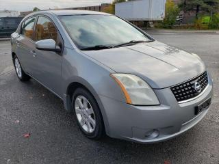 Used 2009 Nissan Sentra 2.0 S for sale in North York, ON