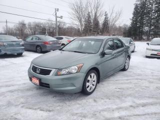 Used 2008 Honda Accord EX POWER SUNROOF CERTIFIED for sale in Stouffville, ON