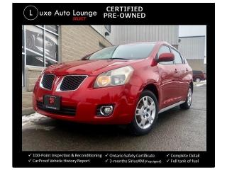 Used 2009 Pontiac Vibe AWD, WINTER TIRES, LOW KMS, A/C!! for sale in Orleans, ON