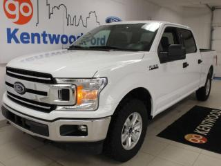 Used 2019 Ford F-150 XLT | 4x4 | 6.5' Box | Back up Camera | 5.0L | Trailer Brake Controller for sale in Edmonton, AB